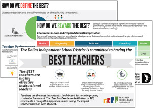 an effective teacher for every student dallas independent school district salary schedule
